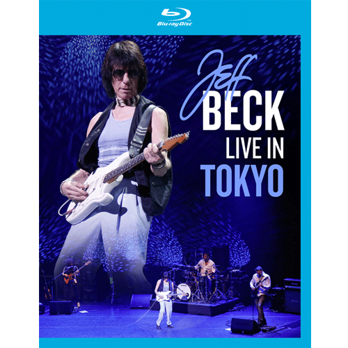 Jeff Beck – Live In Tokyo Blu-ray and DVD Available on Nov 24!