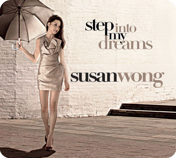 Susan Wong Step Into My Dreams (SACD)