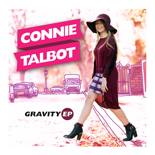 Connie Talbot Gravity EP Now Available for Preorder!