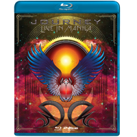 Journey - Live in Manile (Blu-ray)