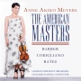 Anne Akiko Meyers -- The American Masters (CD)