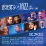 "Various Artist -- Legends of Jazz ""Showcase"" (CD+DVD)"