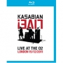 Kasabian -- Live! – Live At The O2 (Blu-ray)