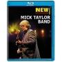 Mick Band Taylor -- The Tokyo Concert (Blu-ray)