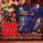 Mr. Big -- Live From The Living Room (CD)