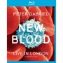Peter Gabriel -- New Blood – Live In London In 3 Dimensions (Blu-ray)