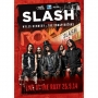 Slash -- Live At The Roxy 25.9.14 (DVD)