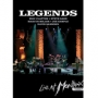 Various Artists -- Legends Live At Montreux 1997t (DVD)