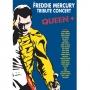 Various Artists -- Freddie Mercury Tribute Concert (3DVD)